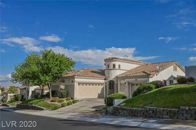 3008 Via Meridiana, Henderson, NV 89052 (MLS #2241002) :: The Lindstrom Group