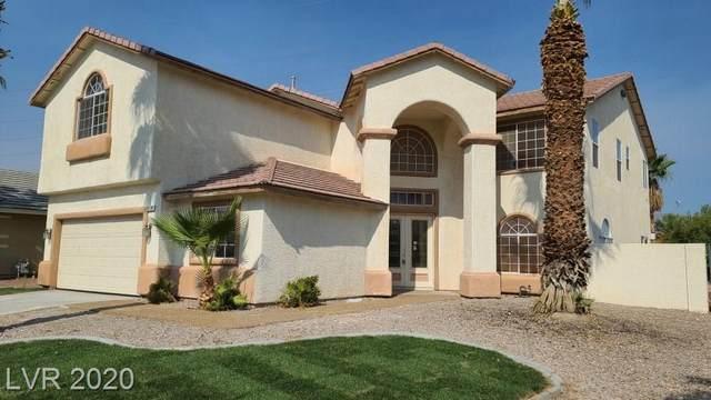 6120 Peggotty Avenue, Las Vegas, NV 89130 (MLS #2241028) :: Hebert Group | Realty One Group