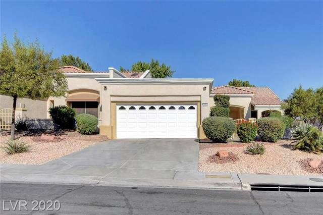 2865 Breakers Creek Drive, Las Vegas, NV 89134 (MLS #2241075) :: Kypreos Team