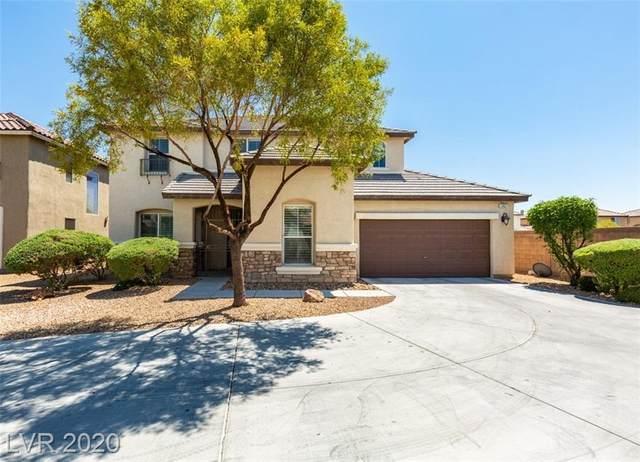 1467 Le Luberon Court, Las Vegas, NV 89123 (MLS #2241080) :: Signature Real Estate Group