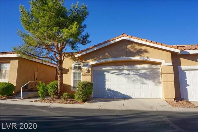 2824 W Agate Avenue, Las Vegas, NV 89123 (MLS #2241102) :: Signature Real Estate Group