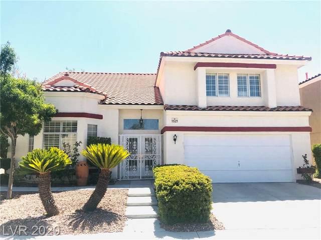 9829 Tarzana Lane, Las Vegas, NV 89117 (MLS #2241104) :: Hebert Group | Realty One Group