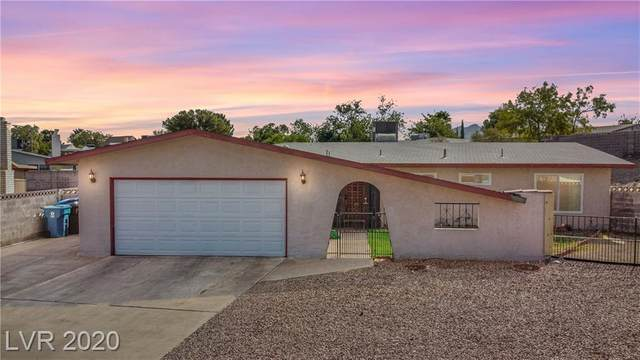 607 Cameo Circle, Henderson, NV 89002 (MLS #2241109) :: The Lindstrom Group