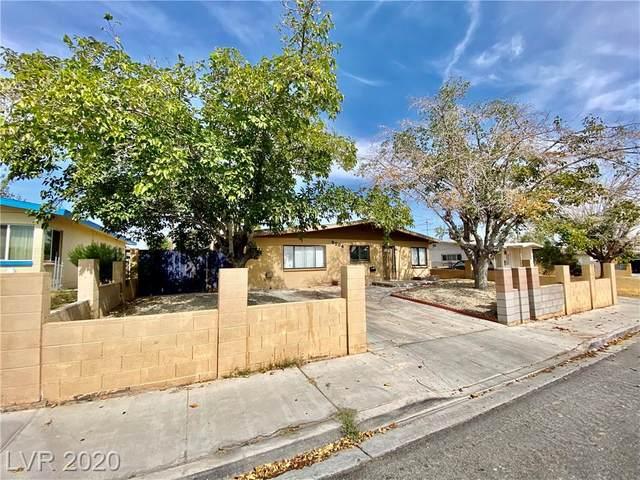 5204 Apple Valley Lane, Las Vegas, NV 89108 (MLS #2241110) :: Billy OKeefe | Berkshire Hathaway HomeServices