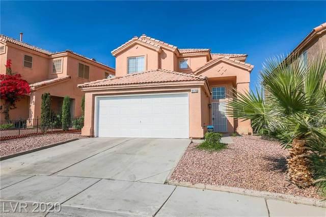 9176 Bucksprings Drive, Las Vegas, NV 89129 (MLS #2241125) :: Team Michele Dugan