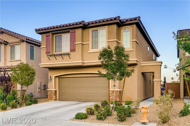 10780 Woods Hole Bay Street, Las Vegas, NV 89179 (MLS #2241150) :: The Lindstrom Group