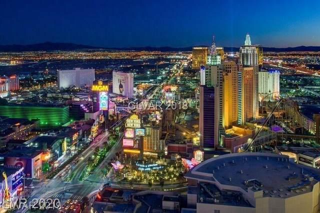 3750 S Las Vegas Boulevard #3101, Las Vegas, NV 89158 (MLS #2241165) :: Hebert Group | Realty One Group