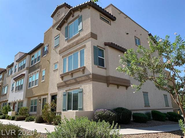 50 Morning Mimosa Court, Henderson, NV 89012 (MLS #2241168) :: The Perna Group