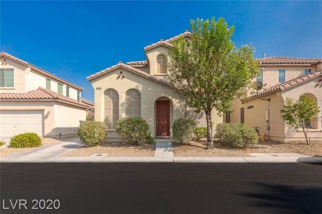 7780 Somerhill Point Way, Las Vegas, NV 89139 (MLS #2241169) :: The Lindstrom Group