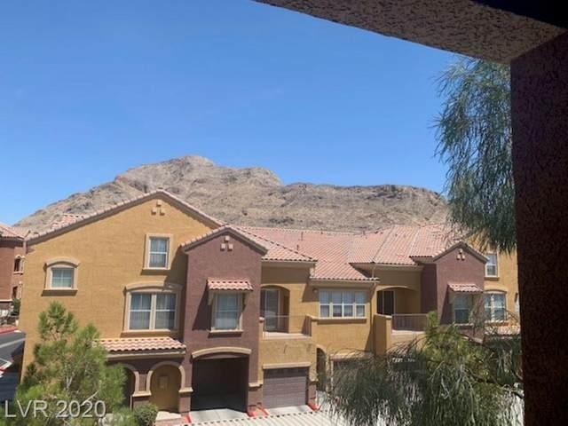 10120 Cedar Key Avenue #204, Las Vegas, NV 89129 (MLS #2241180) :: The Perna Group