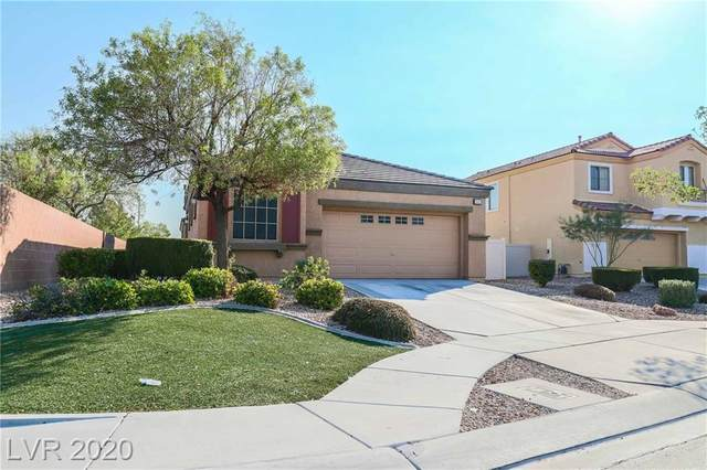 3665 Bella Legato Avenue, North Las Vegas, NV 89081 (MLS #2241183) :: The Perna Group