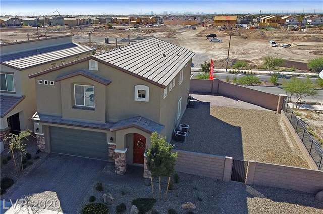 4559 Stardusk Falls Avenue, North Las Vegas, NV 89084 (MLS #2241196) :: The Lindstrom Group