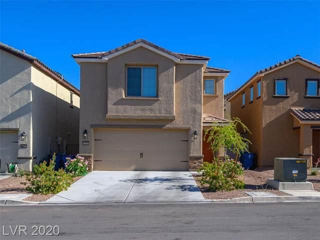 6221 Clackamas Court, Las Vegas, NV 89122 (MLS #2241197) :: The Shear Team