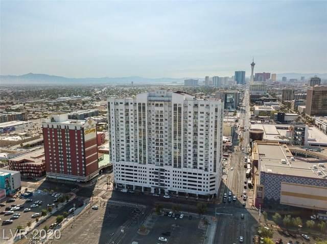 150 Las Vegas Boulevard #1213, Las Vegas, NV 89101 (MLS #2241201) :: The Perna Group