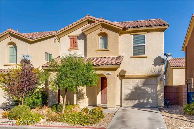 598 Brinkburn Point Avenue, Las Vegas, NV 89178 (MLS #2241202) :: The Lindstrom Group