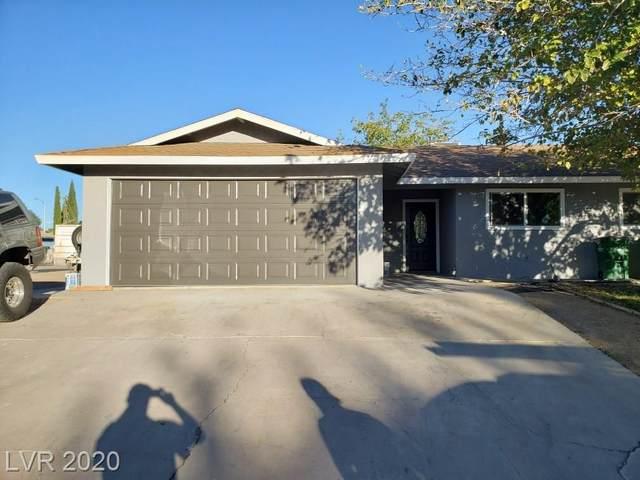 1501 Mancha Drive, Boulder City, NV 89005 (MLS #2241215) :: The Perna Group