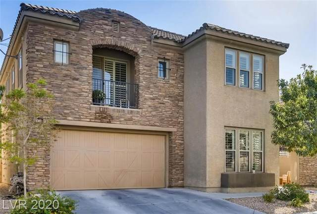 1134 Olivia Parkway, Henderson, NV 89011 (MLS #2241216) :: The Lindstrom Group
