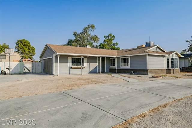 4516 Valley Drive, North Las Vegas, NV 89031 (MLS #2241217) :: Billy OKeefe   Berkshire Hathaway HomeServices