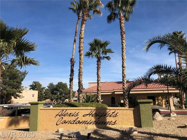 5146 Jones Boulevard #204, Las Vegas, NV 89118 (MLS #2241218) :: The Perna Group