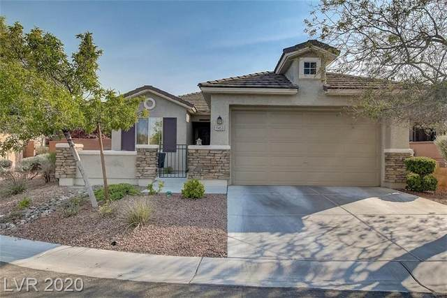 11459 Crimson Rose Avenue, Las Vegas, NV 89138 (MLS #2241229) :: Kypreos Team