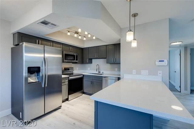 1400 Oak Rock Drive #201, Las Vegas, NV 89128 (MLS #2241236) :: Helen Riley Group   Simply Vegas