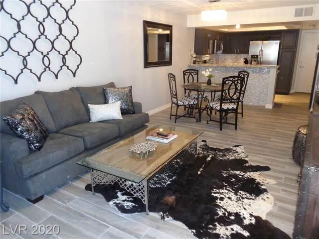 2700 Lodestone Drive, Las Vegas, NV 89117 (MLS #2241270) :: Hebert Group | Realty One Group