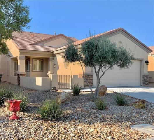 2121 Bay Thrush Way, North Las Vegas, NV 89084 (MLS #2241280) :: Hebert Group | Realty One Group