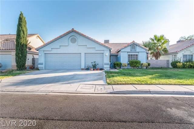 3117 Emeritus Circle, North Las Vegas, NV 89032 (MLS #2241285) :: The Lindstrom Group