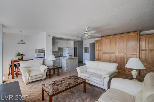 3111 Bel Air Drive #213, Las Vegas, NV 89109 (MLS #2241288) :: The Lindstrom Group