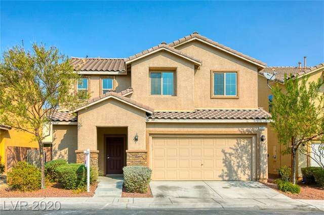 6710 Crystal Run Lane, Las Vegas, NV 89122 (MLS #2241291) :: Kypreos Team