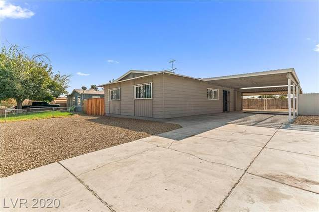 3117 Crawford Street, North Las Vegas, NV 89030 (MLS #2241299) :: Signature Real Estate Group