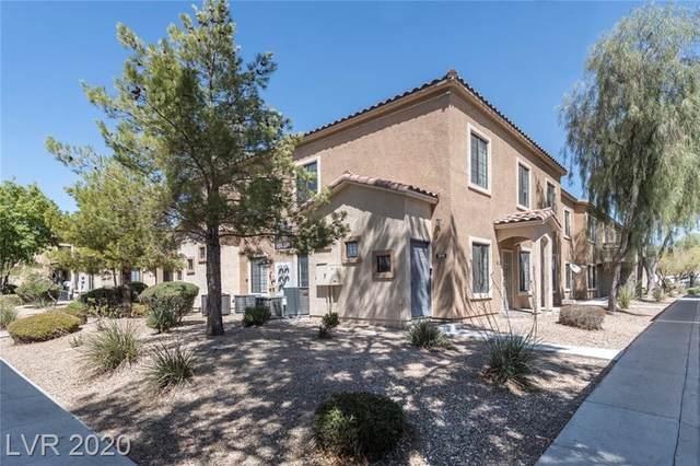 2151 Hussium Hills Street #205, Las Vegas, NV 89108 (MLS #2241302) :: Kypreos Team