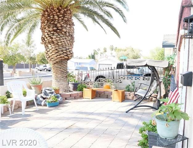 6336 Portola Road, Las Vegas, NV 89108 (MLS #2241305) :: The Shear Team
