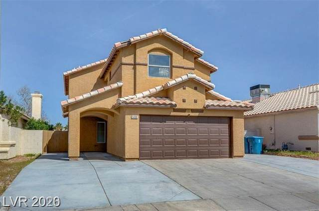 5488 Morning Swim Lane, Las Vegas, NV 89113 (MLS #2241307) :: Billy OKeefe | Berkshire Hathaway HomeServices