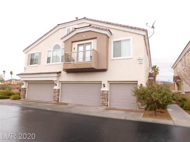 7017 Knob Creek Street #101, Las Vegas, NV 89149 (MLS #2241309) :: Kypreos Team