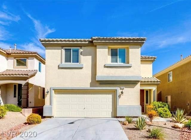 9740 Ziegler Avenue, Las Vegas, NV 89148 (MLS #2241317) :: The Lindstrom Group