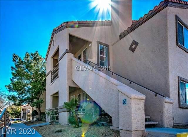 3450 Erva Street #230, Las Vegas, NV 89117 (MLS #2241318) :: Hebert Group | Realty One Group