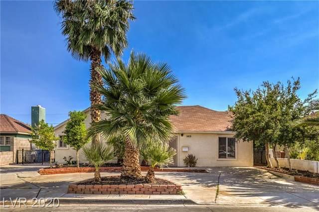 1415 11th Street, Las Vegas, NV 89104 (MLS #2241328) :: Team Michele Dugan