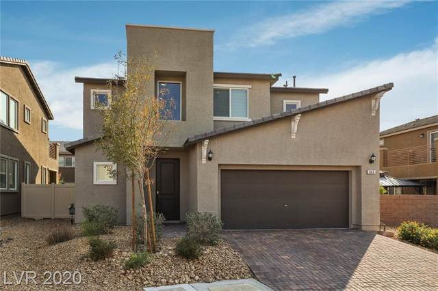 341 Tyler Texas Place, North Las Vegas, NV 89084 (MLS #2241347) :: The Lindstrom Group