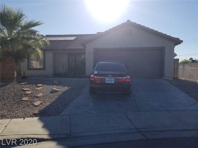 5212 Jose Ernesto Street, North Las Vegas, NV 89031 (MLS #2241363) :: The Lindstrom Group