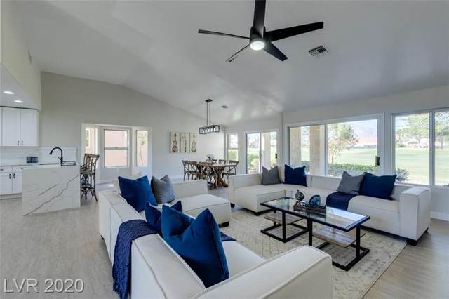 2725 Showcase Drive, Las Vegas, NV 89134 (MLS #2241366) :: The Lindstrom Group