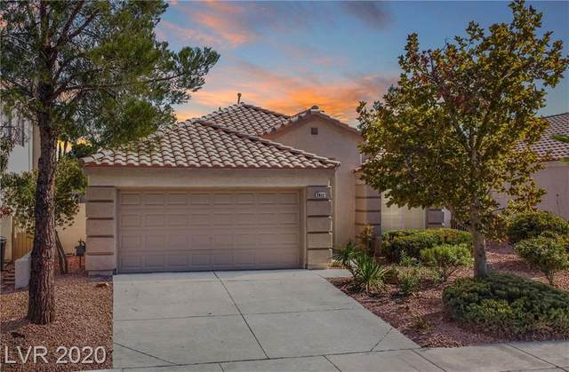 2412 Sterling Heights Drive, Las Vegas, NV 89134 (MLS #2241367) :: The Lindstrom Group