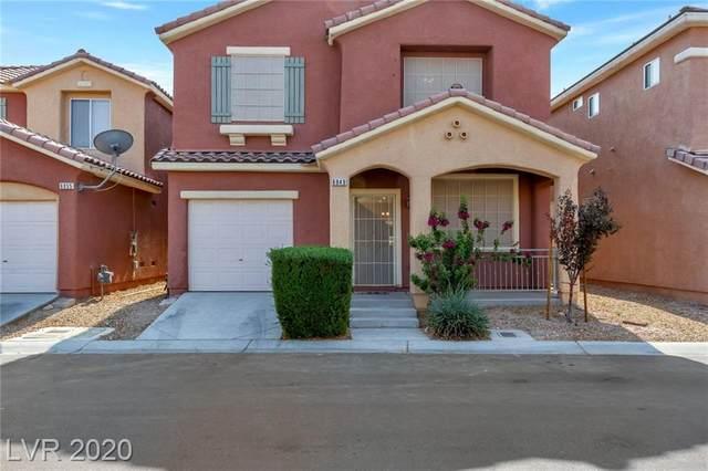 6849 Mahogany Meadows Avenue, Las Vegas, NV 89122 (MLS #2241371) :: Team Michele Dugan