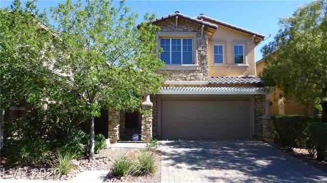 7616 Gatsby House Street, Las Vegas, NV 89166 (MLS #2241375) :: Billy OKeefe   Berkshire Hathaway HomeServices