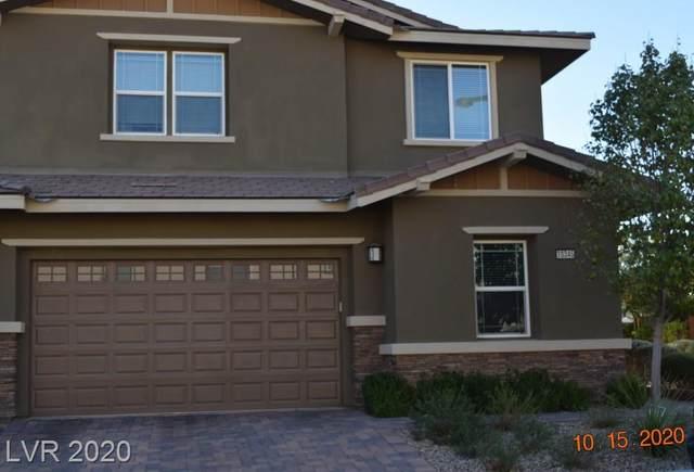 10345 Pescado Lane, Las Vegas, NV 89135 (MLS #2241380) :: The Perna Group