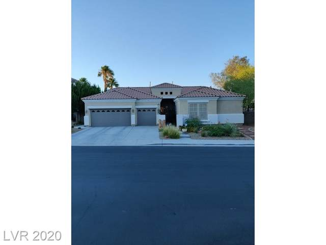 5306 Cappellini Court, Las Vegas, NV 89141 (MLS #2241382) :: Billy OKeefe | Berkshire Hathaway HomeServices