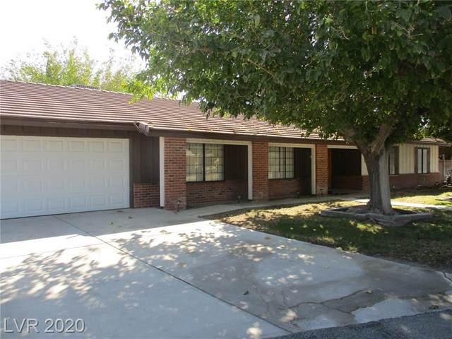 6160 Darby Avenue, Las Vegas, NV 89146 (MLS #2241403) :: The Perna Group