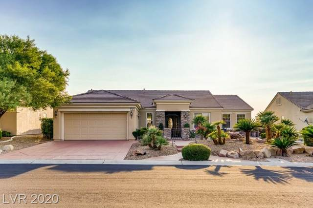 1681 Warrington Drive, Henderson, NV 89052 (MLS #2241405) :: Hebert Group | Realty One Group
