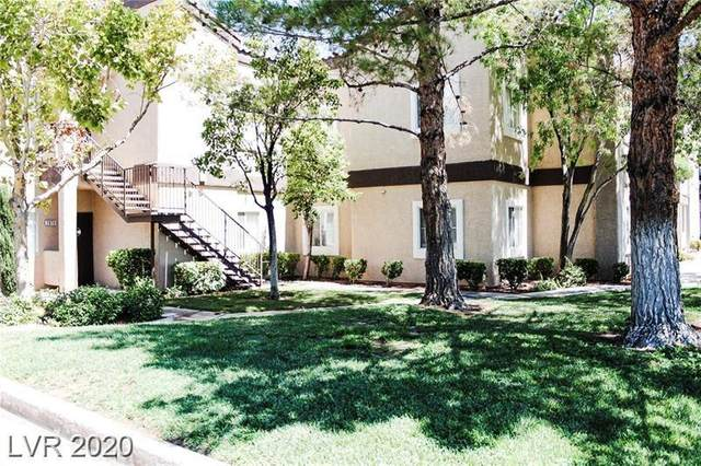 5250 S Rainbow Boulevard #2048, Las Vegas, NV 89118 (MLS #2241423) :: The Lindstrom Group