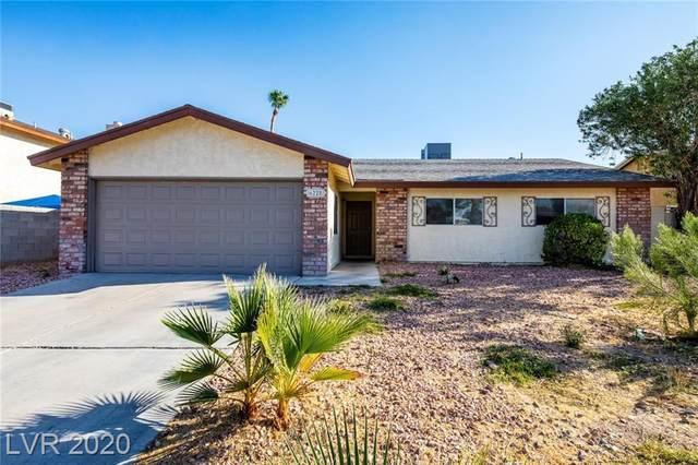 6225 Littlewater Lane, Las Vegas, NV 89108 (MLS #2241435) :: Kypreos Team